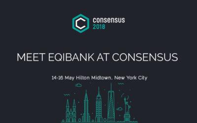 EQIBank at CONSENSUS