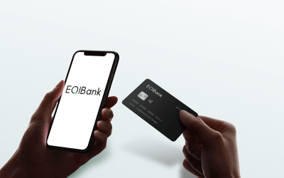 EQIBank introduces the Global Secured Credit Card